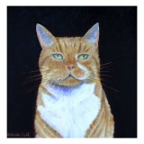Number One Suspect Giclee Print by Mary Stubberfield