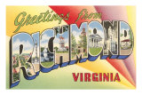 Greetings from Richmond, Virginia Photo