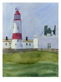 Lighthouse Giclee Print by Mary Stubberfield