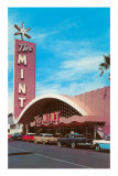 The Mint Hotel, Las Vegas,  Nevada Affiche
