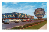 Stardust Hotel, Las Vegas, Nevada Prints