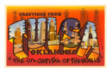Greetings from Tulsa, Oklahoma Photo