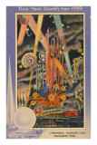 Fireworks, New York World&#39;s Fair, 1939 Posters