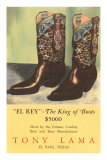 El Rey Tony Loma Cowboy Boots Photo