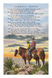 Cowboys&#39; Prayer Posters