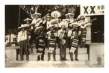 Mariachi Band, Mexico Prints