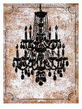 Chandelier II Pósters por Lisa Ven Vertloh