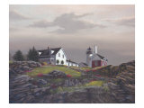 Pemaquid Point Prints by Joe Sambataro