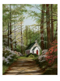 Spring Hope Premium Giclee Print by Lene Alston Casey