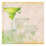 Margarita Print by Scott Jessop