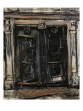 The Door, Paris Giclee Print by Yuzo Saeki