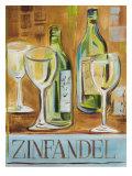 Zinfandel Posters by Jennifer Sosik