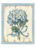 Summer Bouquet of Blues II Giclee Print by Barbara Mock