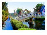 Timbering Bridge Giclee Print by Jack Heinz