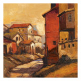Tuscany Urbana Giclee Print by Kanayo Ede
