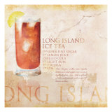 Long Island Ice Tea Giclee Print by Scott Jessop