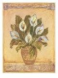Tropical Flower II Prints by Shari White