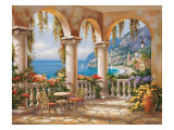 Medi Archway Giclee Print by Sung Kim