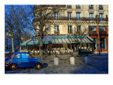 Place Saint-German, Paris, France Giclee Print by Nicolas Hugo