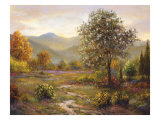 Montree Premium Giclee Print by Joe Sambataro