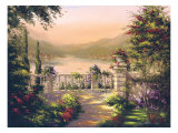 Secret Gardens I Giclee Print by J. Martin