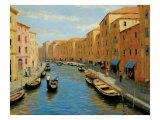 Canale di Cannaregio Posters by Roger Williams