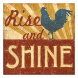 Rise and Shine Print by Ted Zorns