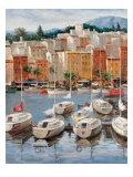 Terracotta Harbor Wydruk giclee premium autor Furtesen