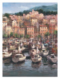 Bayside Harbor I Prints by  Furtesen
