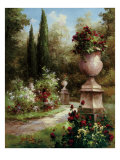 Secret Garden Path Giclee Print by Gabriela 