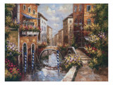 Venice in Spring Art by  San Giacomo