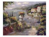 Capri Vista II Posters by Peter Bell
