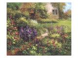 Der geheime Garten Kunst von  Gabriela