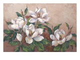 Magnolia Inspiration Giclee Print by Barbara Mock