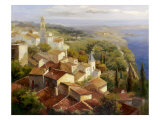 Vina Del Mar Giclee Print by Lazzara 