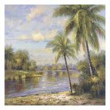 Island Tropics ll Posters by Hannah Paulsen
