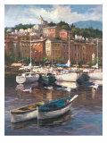 Bayside Harbor II Prints by  Furtesen