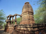 Surya Temple Dating from the 8th Century, Osian, Rajasthan State, India Photographic Print by Richard Ashworth