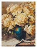 Roses in Full Bloom Prints by  Walt
