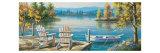 Adirondack I Premium Giclee Print by Sung Kim