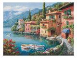 Villagio Dal Lago 高品質プリント : ソン・キム