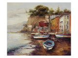 Drydock Giclee Print by Catano 