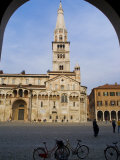Cathedral, Modena, UNESCO World Heritage Site, Emilia Romagna, Italy, Europe Photographic Print by Charles Bowman