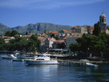Cavtat Harbour, Dalmatia, Croatia, Europe Photographic Print by Nelly Boyd