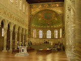 Apse of Sant'Apollinare in Classe, Near Ravenna, Emilia-Romagna, Italy Photographic Print by Richard Ashworth