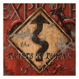 Explore Print by Janet Kruskamp