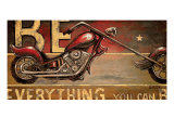 Be Everything Giclee Print by Janet Kruskamp