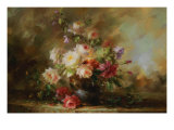 Beautiful Bouquet Giclee Print by Foxwell