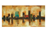 Skyline Giclee Print by Brent Foreman