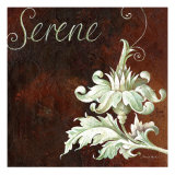 Serene Lmina gicle por Maria Woods